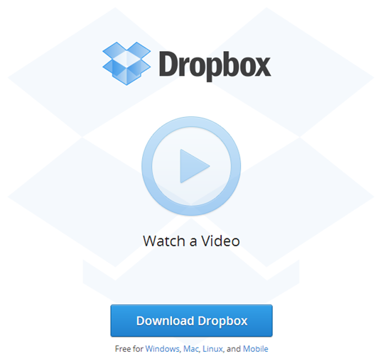 CTA Easy Dropbox