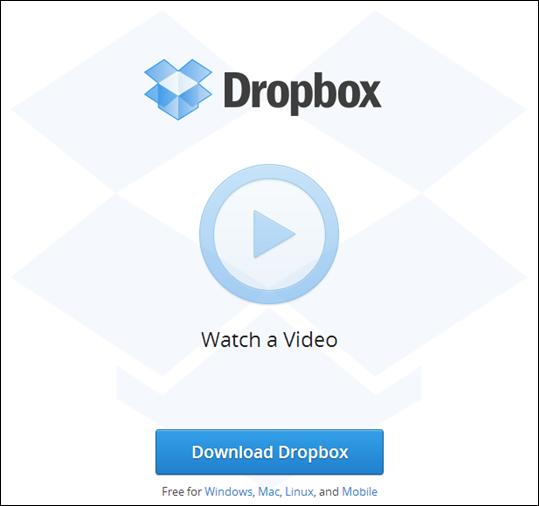 CTA Easy Dropbox