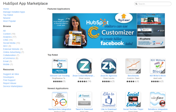 Hubspot Top App Marketplace Add Ons pic resized 600 resized 600