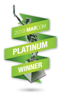 2019 Marcom Platinum Winner