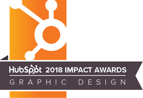 HubSpot Impact Award for Graphic Design