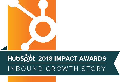 HubSpot Impact Award Winner - Inbound Growth Story