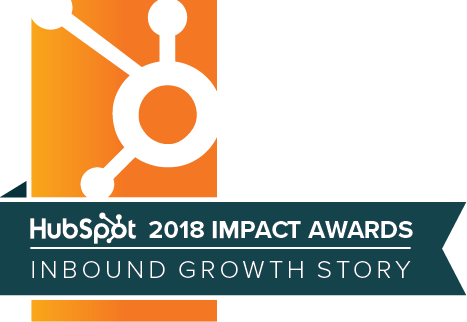HubSpot Impact Award Winner - Inbound Growth Story