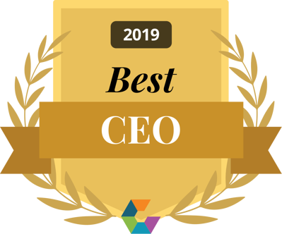 best CEO comparably 2019