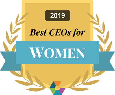 best CEO for women comparably 2019