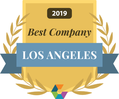 best company Los Angeles comparably 2019