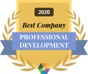 Best Company Professional Development Comparably 2020