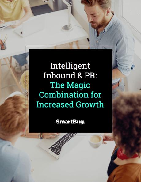 Intelligent Inbound and PR E-book
