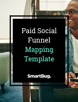 Paid Social Funnel Mapping Template cover