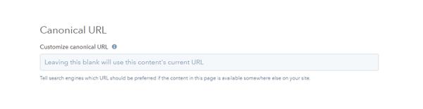 establishing URL dominance