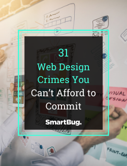 31 Web Design Crimes