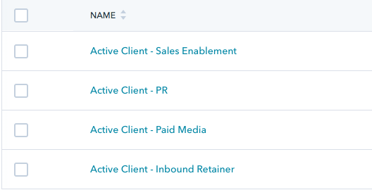 Active-Client-List
