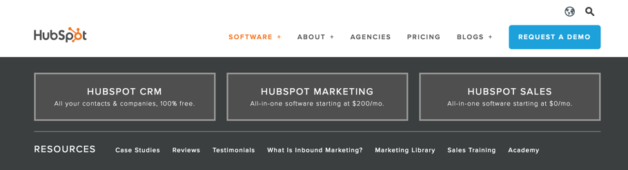 hubspot utilize case studies