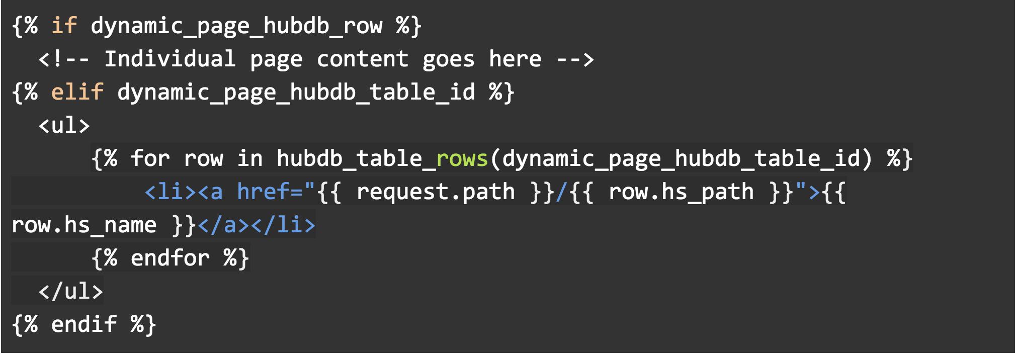 "HubL ""for loop"""