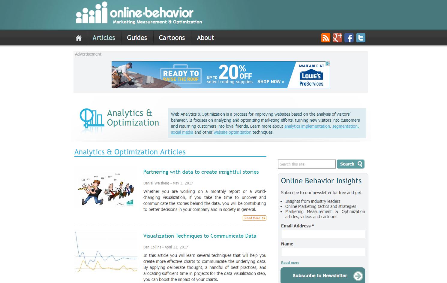 Online-Behavior