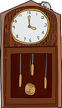 pendulum-wall-clock