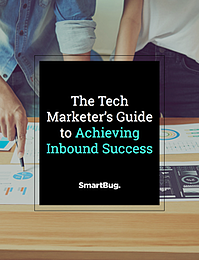 The-Tech-Marketer's-Guide-to-Achieving-Inbound-Success-cover