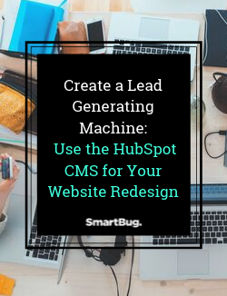 Use the HubSpot CMS for Your Website Redesign