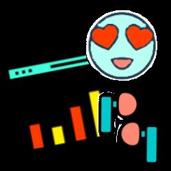emojis in the wild