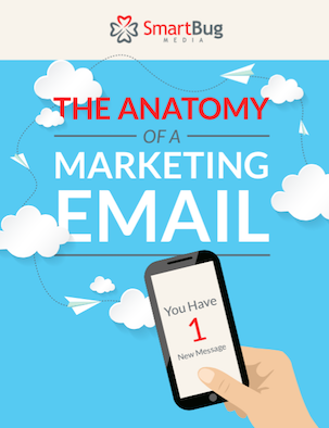 The Anatomy of a Marketing Email