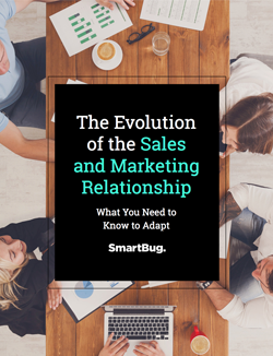 The Evolution of Sales & Marketing Relationship