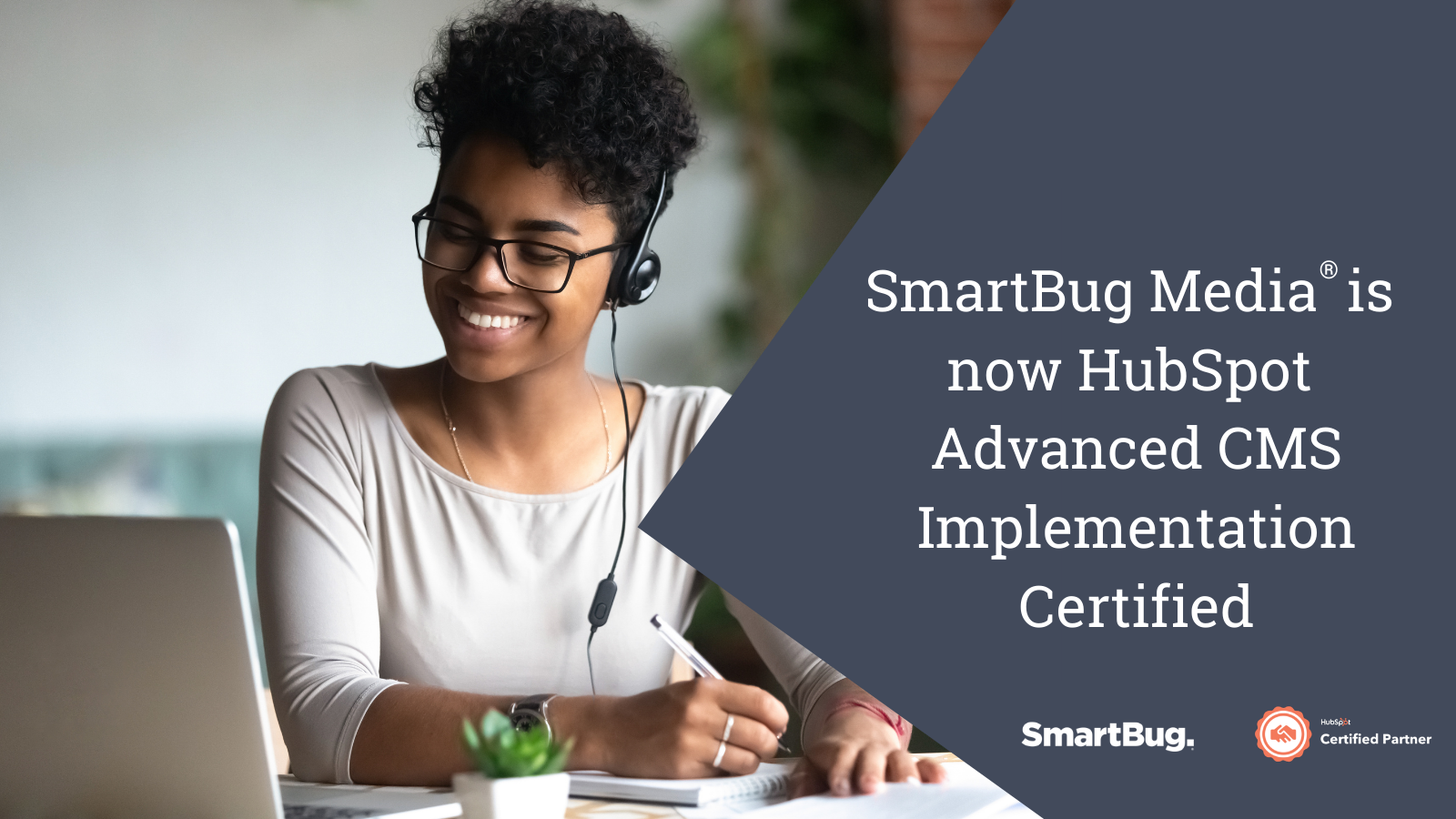 SmartBug is Advanced CMS Implementation Certified-1