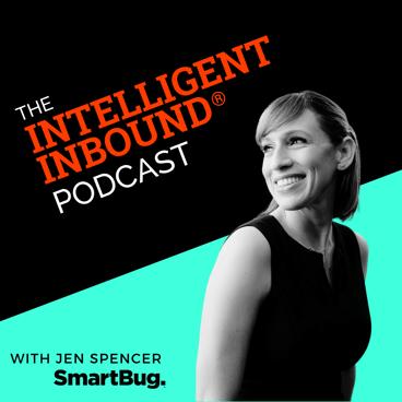 The Intelligent Inbound Podcast Art