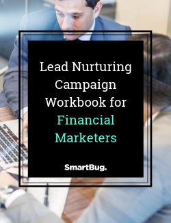 Lead Nurturing Campaign Workbook for Financial Marketers