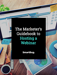 The Marketer's Guidebook to Hosting a Webinar