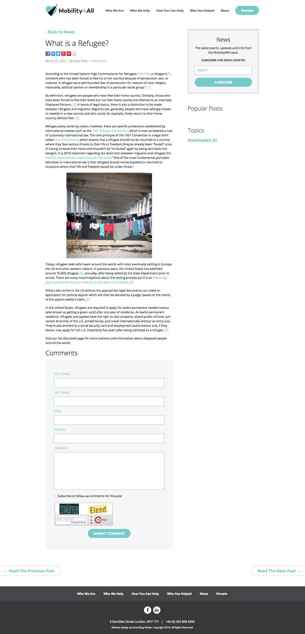 smartbug web design