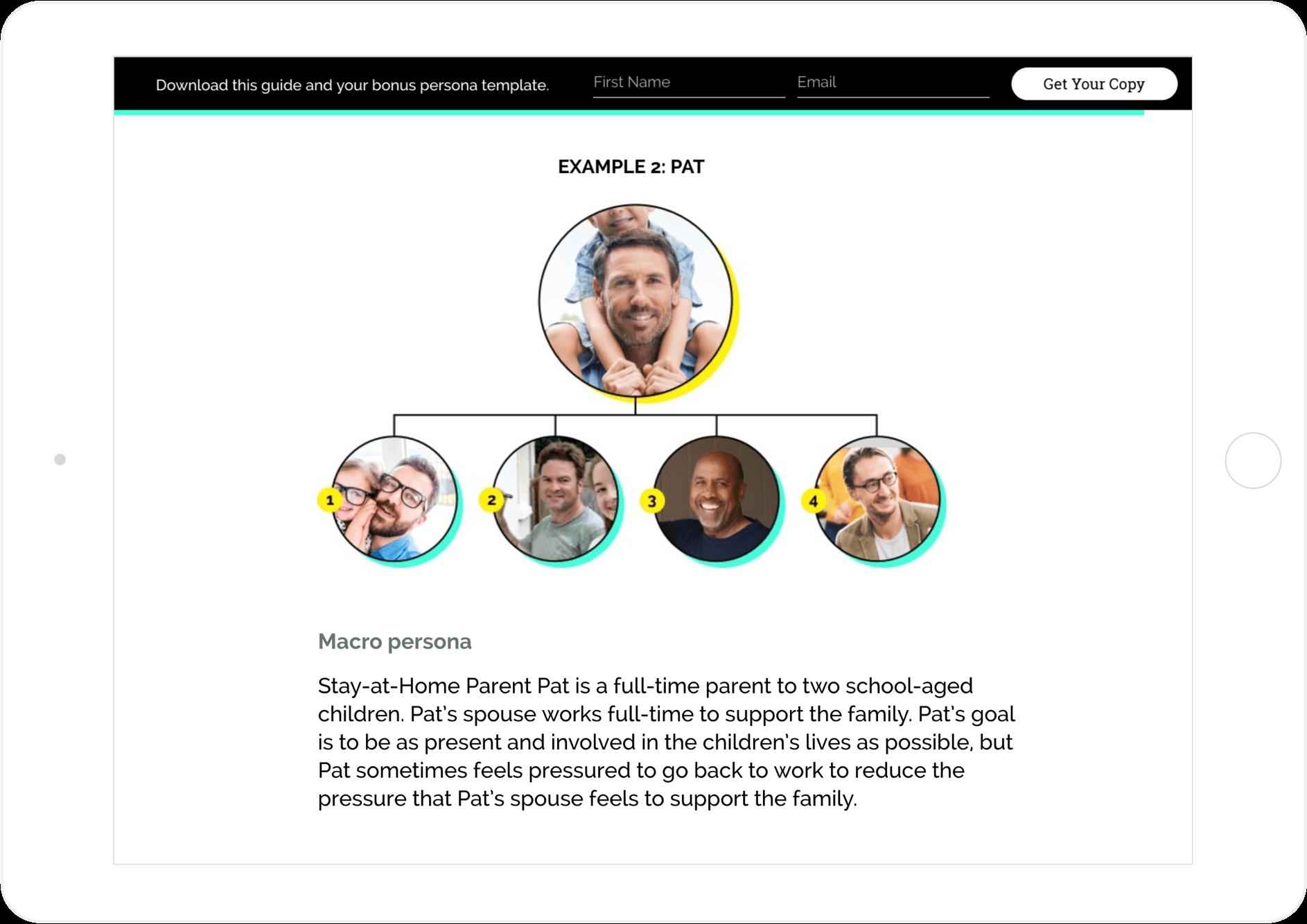 smartbug pillar page tablet