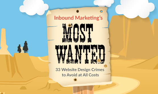 33 Web Design Crimes You Can't Afford to Commit