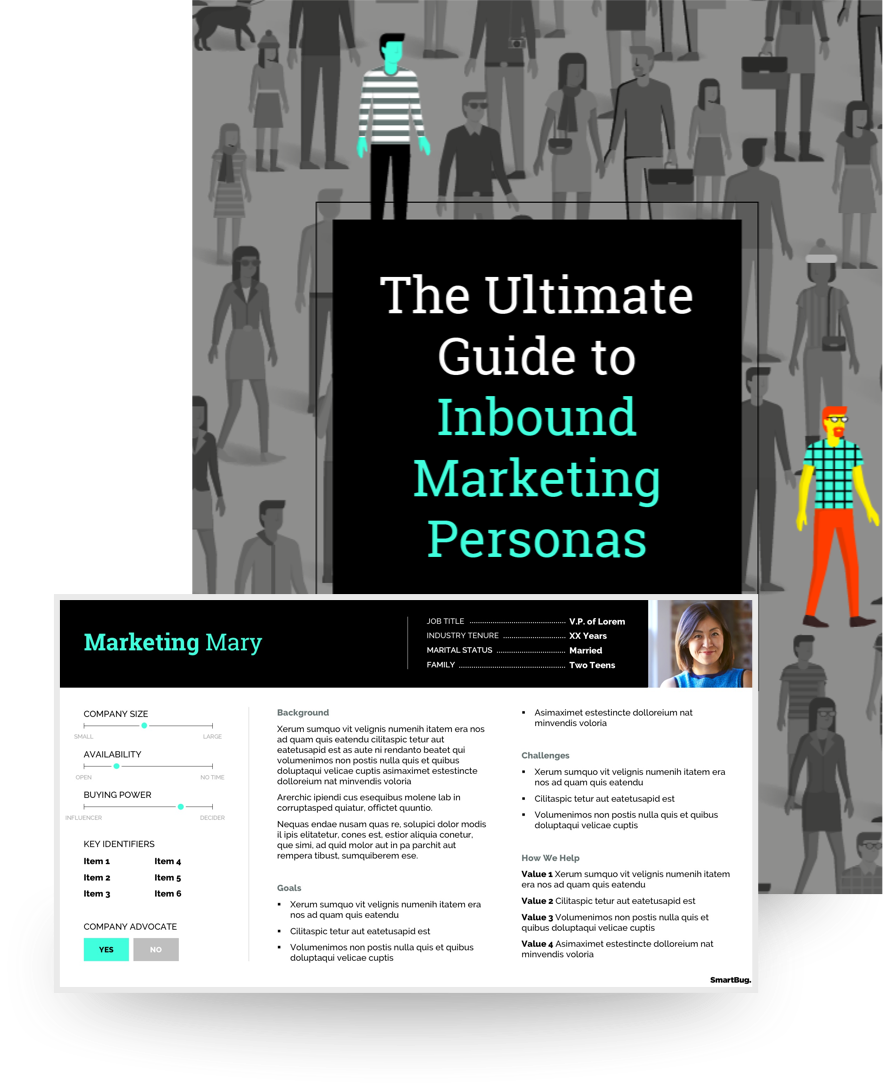 inbound marketing personas guide