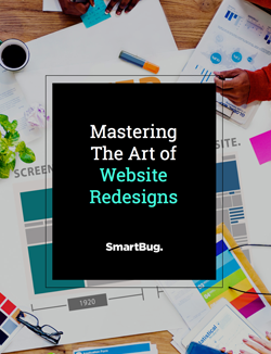 Mastering The Art of Website Redesigns