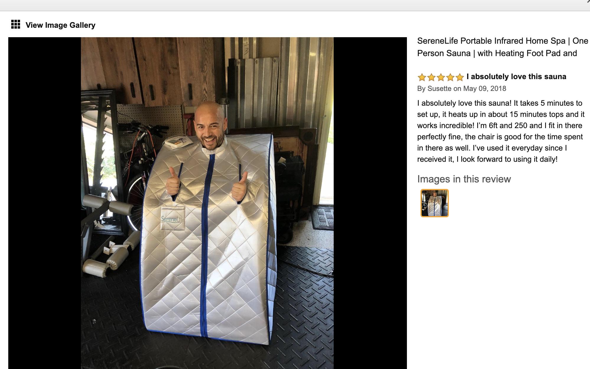 amazon product reviews SEO