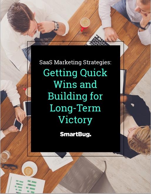 SaaS Marketing Strategies E-Book