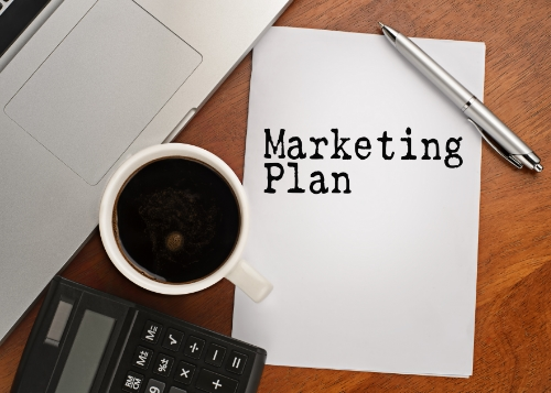 SaaS marketing plan
