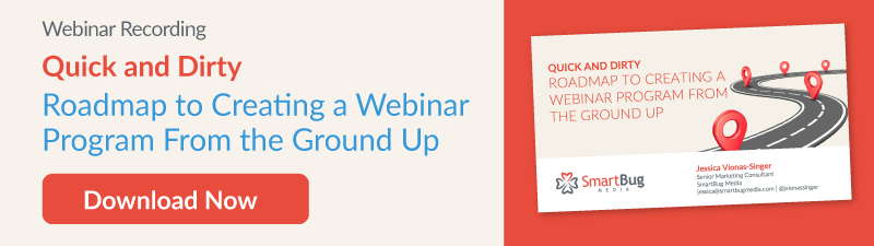 Creating a Webinar Program from the Ground Up
