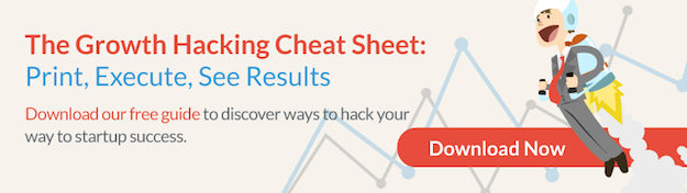 The Growth Hacking Cheat Sheet