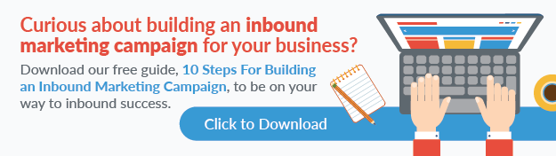 10 Steps for Building an Inbound Marketing Campaign eBook