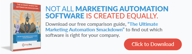 marketing automation comparison guide