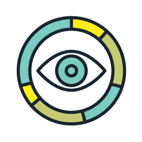 engagement eye icon