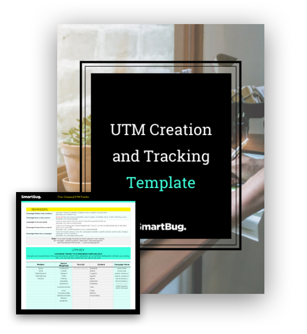 Tracking URL template
