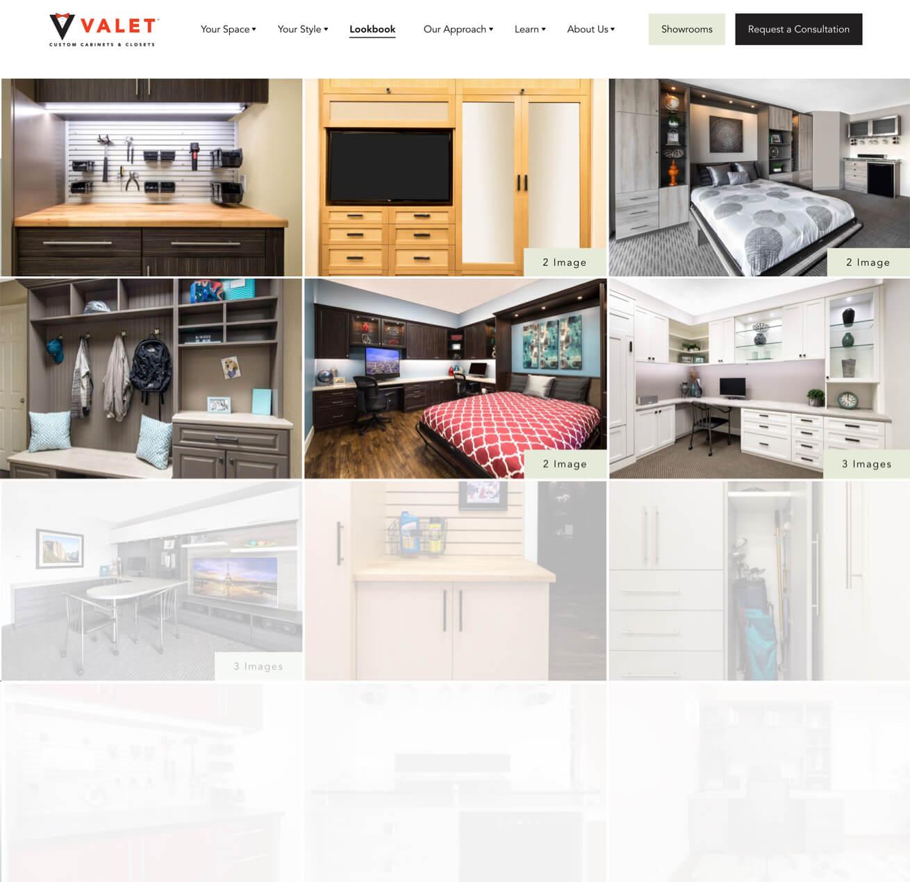 Valet Custom Images