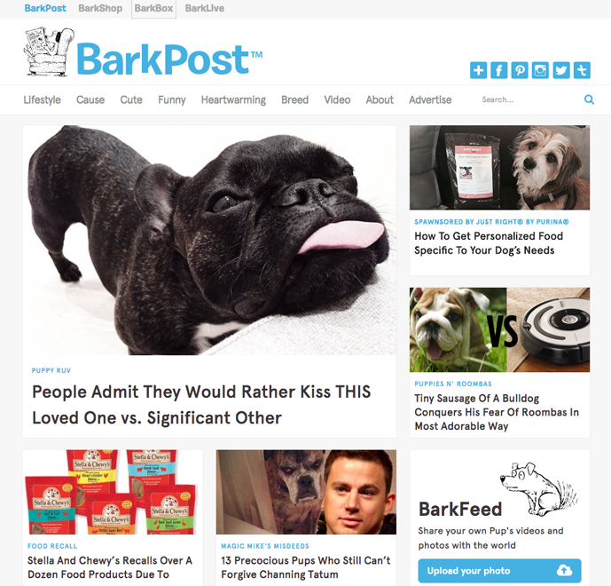 Barkpost-screenshot