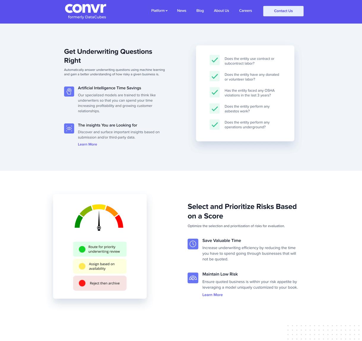 Convr Dynamic Design