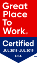 Great Place to Work Award Winner