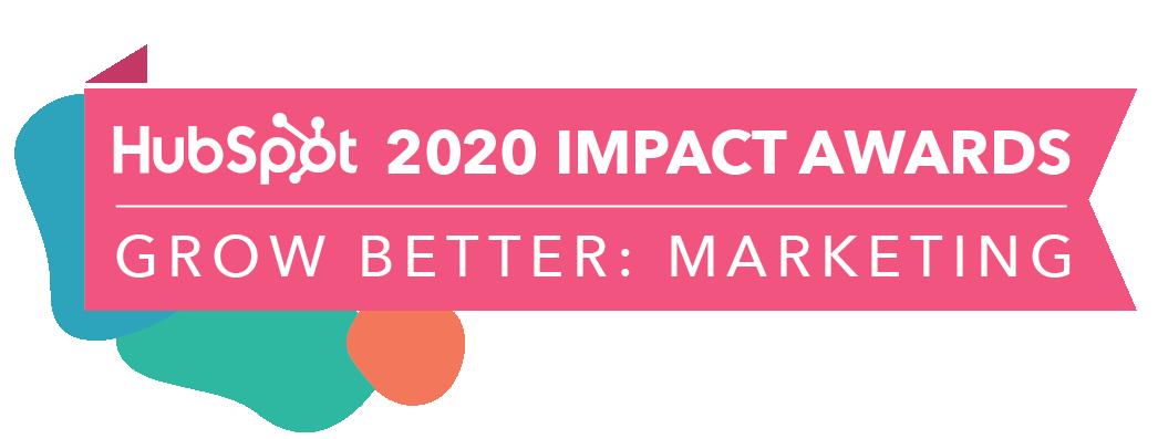 HubSpot Impact Award 2020
