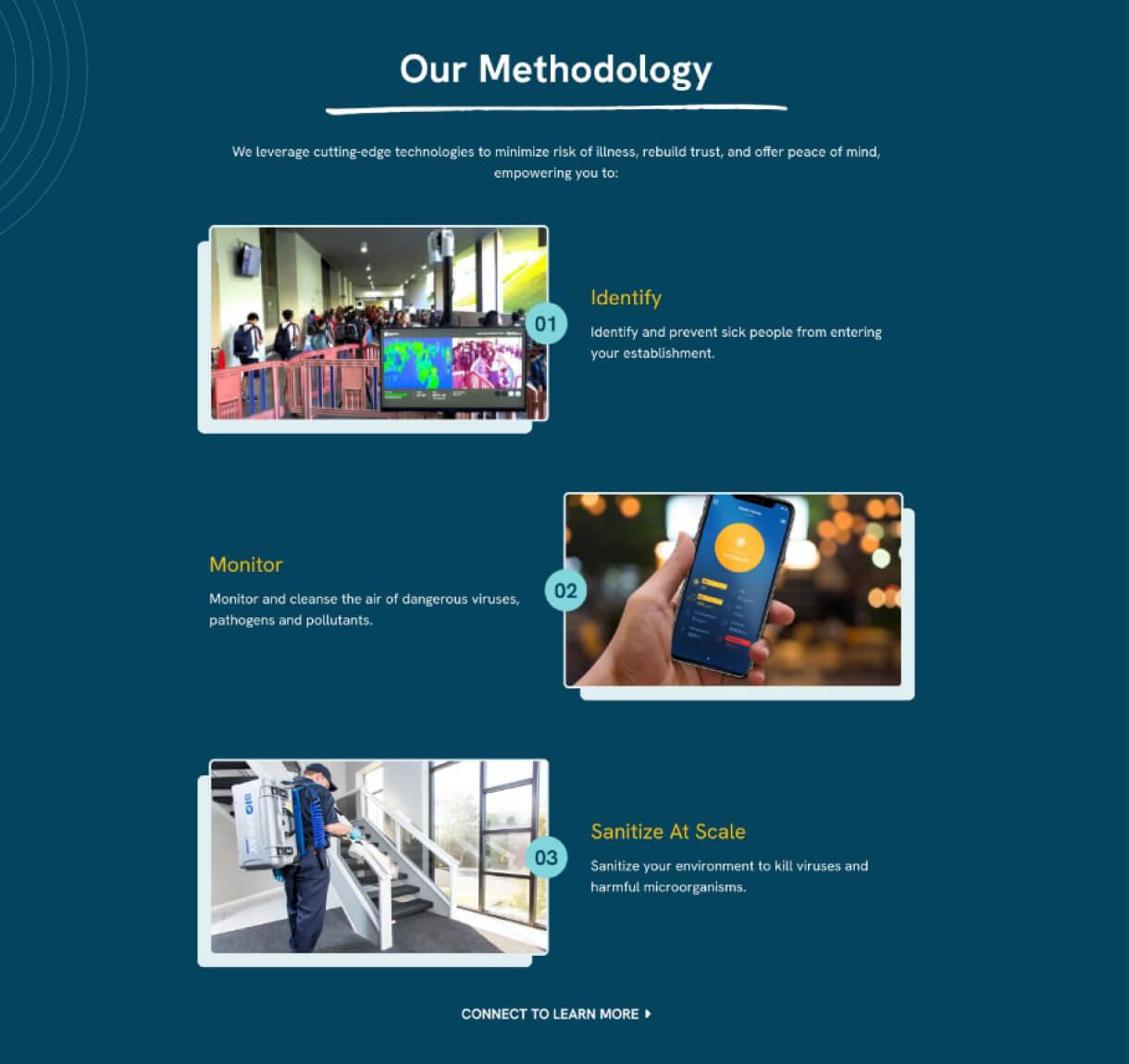 IHT Custom Homepage