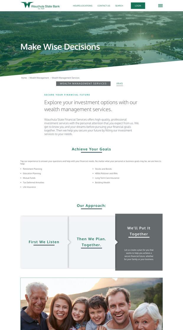 Brand Consistency Crews Bank Corp